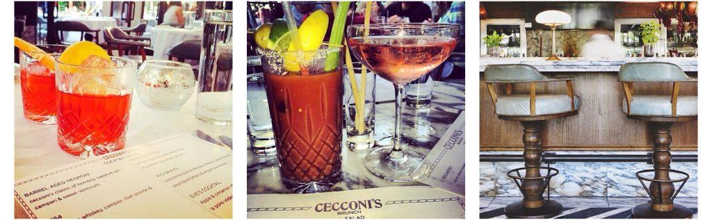 Cecconi's Bar Hop