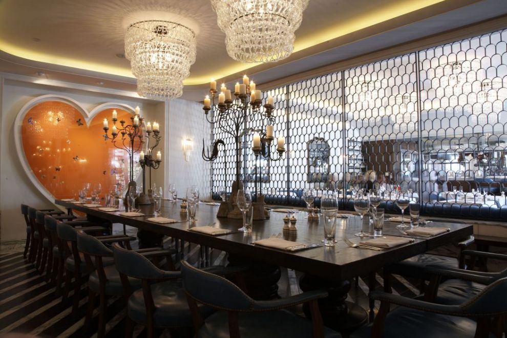 Cecconis Resturaunt West Hollywood