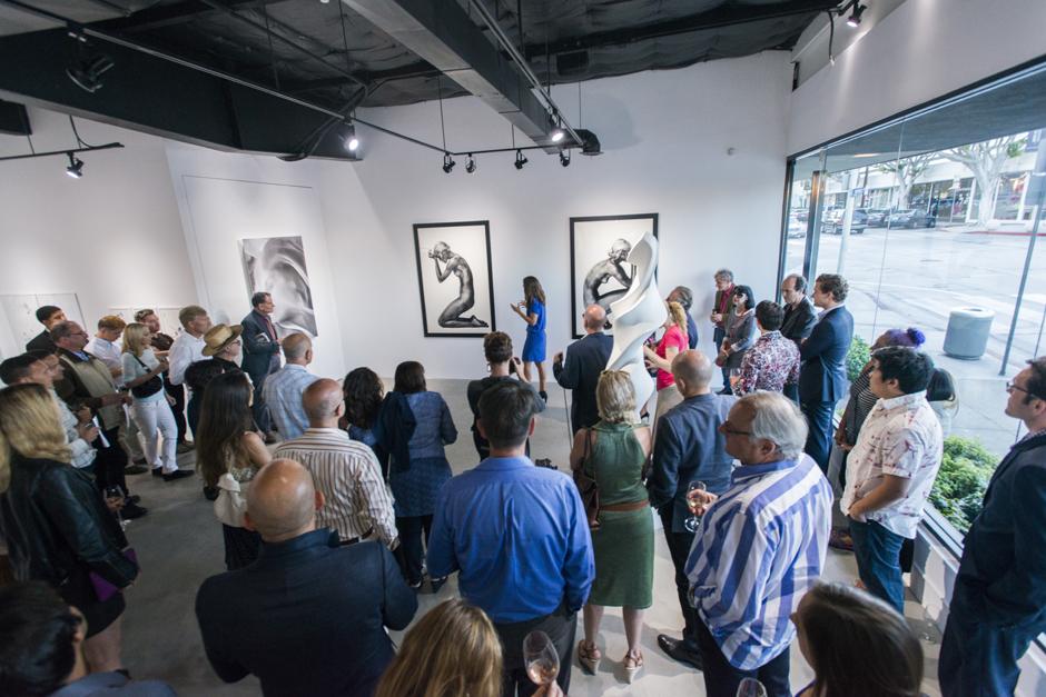de re gallery event