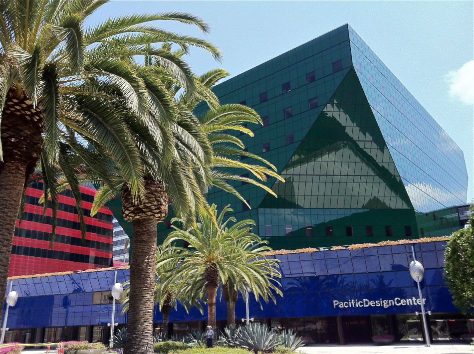 Pacific Design Center Exterior West Hollywood