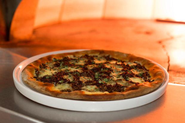 Craig's Mushroom Truffle Pizza