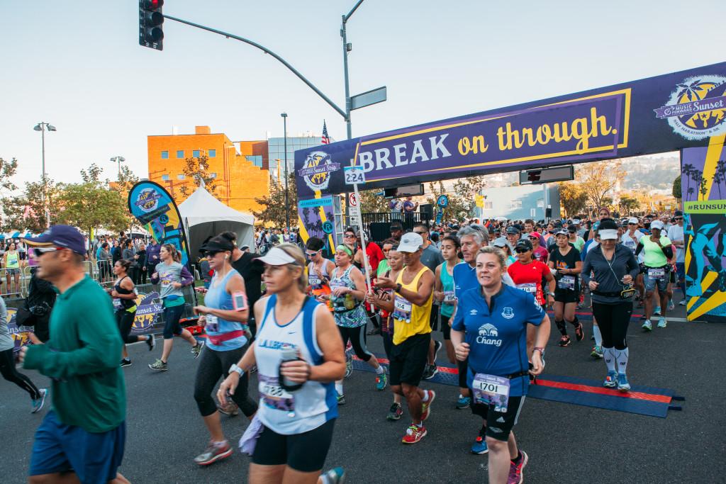 Sunset Strip Half Marathon brings runners through the Design District