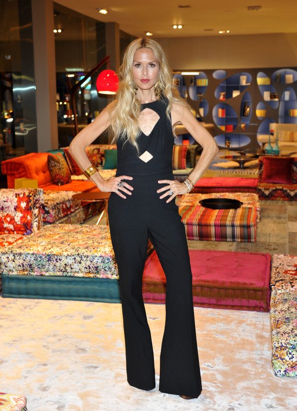 WEST HOLLYWOOD, CA - AUGUST 26:  Fashion stylist Rachel Zoe attends Roche Bobois' Fashion Meets Design Dinner, hosted By Rachel Zoe at Roche Bobois on August 26, 2015 in West Hollywood, California.  (Photo by Donato Sardella/WireImage)