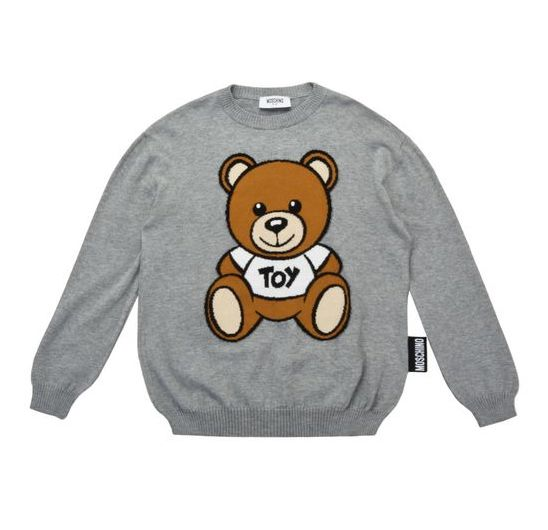 5c5183d66883 What baby girl wouldn t look precious waking up Christmas morning in this  Pink Teddy Bear Sweater! Same for baby boys waiting for Santa in their Teddy  Bear ...